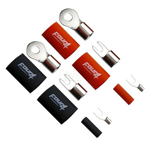 Bilde av 4 CONNECT 20mm2 koblingsett forsterker
